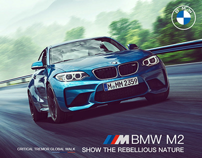 BMW M2(SHOW THE REBELLIOUS NATURE)