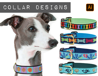 UpCountry Dog Collar Designs