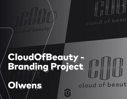 Cloud Of Beauty - Branding Project