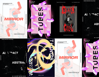 POSTER PRACTICE COLLECTION