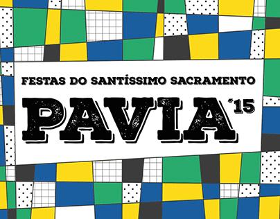 Festas de Pavia 2015