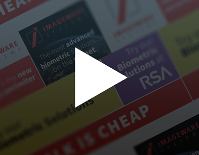 Animated Banner Ads (Web/Branding)