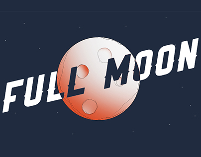 Full Moon (Music Video)
