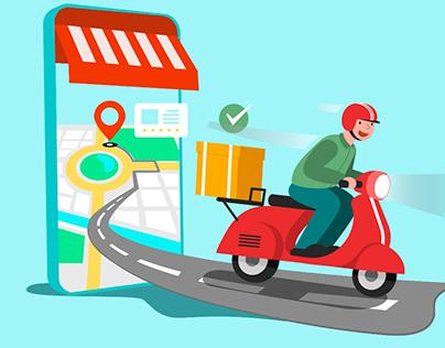 Motion Online shopping
