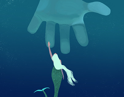Underwater meeting II