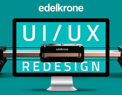 edelkrone - Web Site Redesign