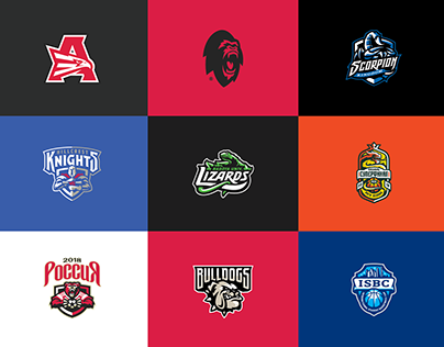 Ultimate Sports Logo Collection
