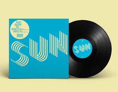 """Too Slow To Disco Neo – 12"""" SUN & SET"""