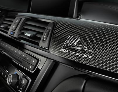 BMW M GmbH  |  M4 DTM Wittmann Edition