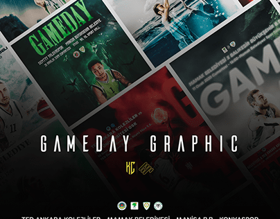 Gameday Graphic Basketball