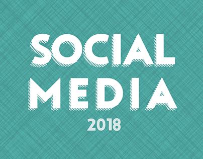 Social Media 2018 - Diverse
