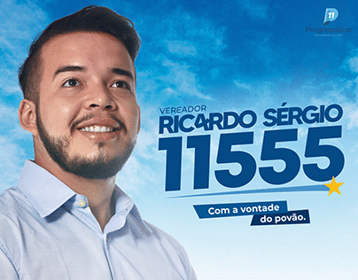 Campanha Eleitoral   Ricardo Sérgio