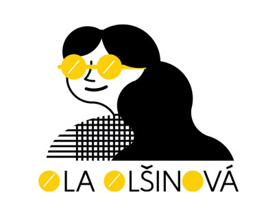 Logo design for Ola Olšinová