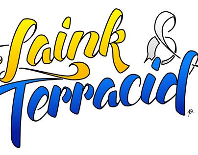 Laink & Terracid - lettering