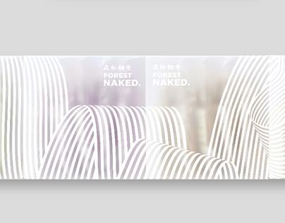森林麵食 / 裸麵視覺設計 Forest Noodles_Naked