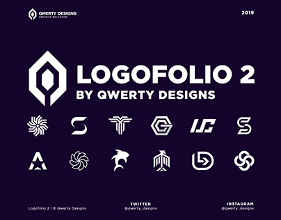 Logofolio 2 | By Qwerty Designs