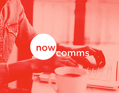 Now Comms Group Branding Design