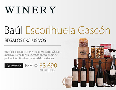 Winery | eCommerce