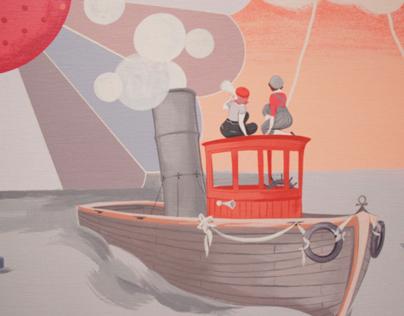 Little Voyageurs_Solo Exhibition 2010