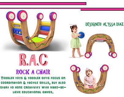 R.A.C Multipurpose Toy Design