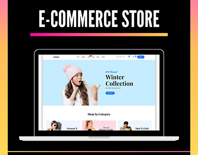 E-commerce Store Package