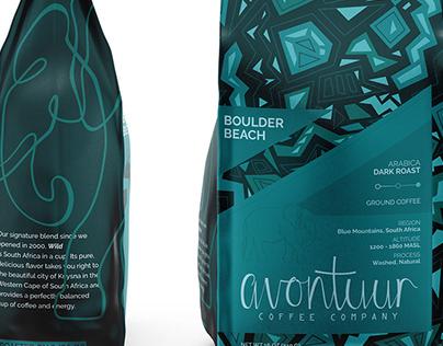 Avontuur Coffee Brand