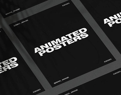 ANIMATED POSTERS [WIP]