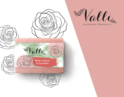 Valli Branding - Luxury Soaps