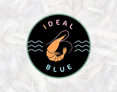 CORPORATE BRANDING - Logo Ideal Blue