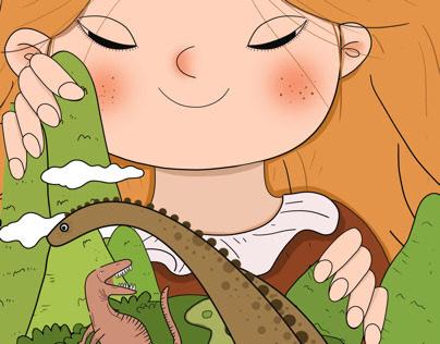 Mini Dinosaur World