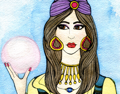 Fortune Teller Muse