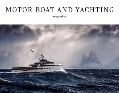 Motor Boat&Yachting Magazine