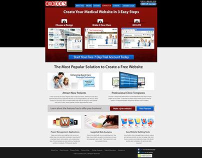 Medical Website Builder