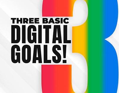 Digital Goals