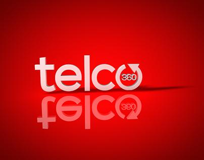 Telco 360 Logo