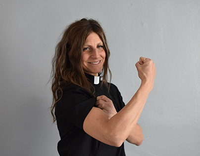 Father Anne Photoshoot