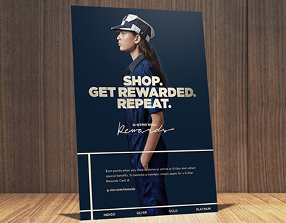G-Star RAW - Rewards