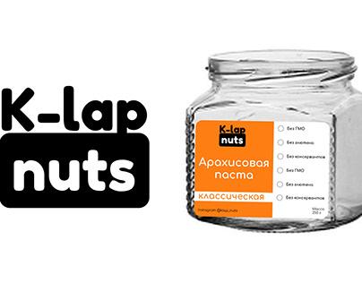 K-lap nuts