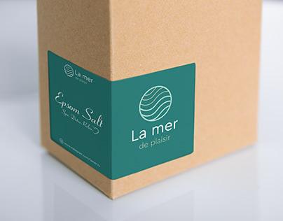 Фирменный стиль компании «La mer»