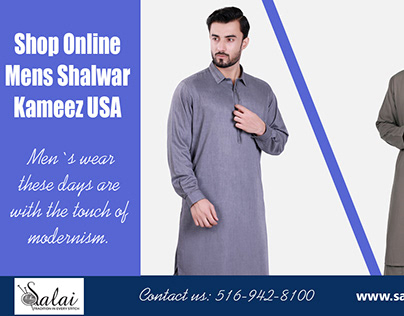 Shop Online Mens Shalwar Kameez USA   salaishop.com