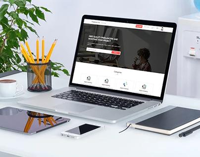 Freelancers Website Design