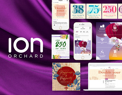 ION Orchard Mall Social Media