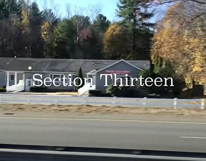 Section Thirteen