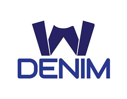 Wdenim Logo Design
