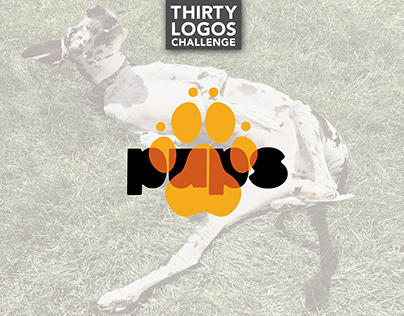 THIRTY LOGOS - DAY 15 - PUPS