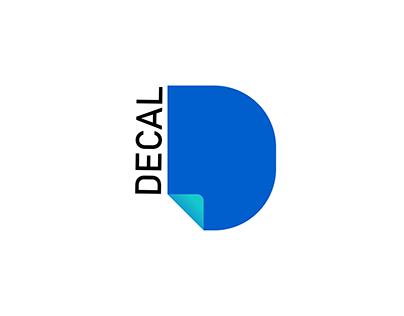 Decal printing Logo
