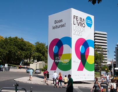 Lisbon's Book Fair 90th Edition