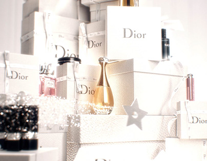 Dior - TMall Launch