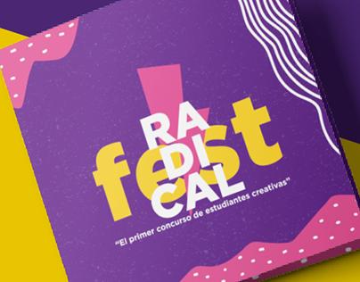 Radical Fest - Branding y RR.SS.