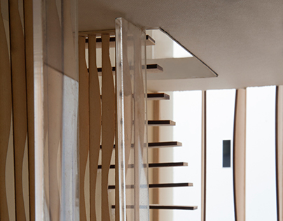Micro Library: Arcitectural Daylighting Design Study